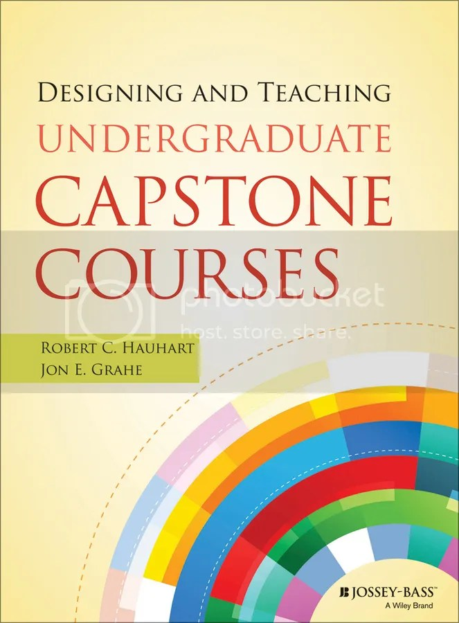 OSF Designing and Teaching Capstone Courses (Companion Site) Wiki - Capstone Publishing