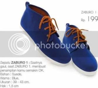 Sepatu Sekolah Cewek