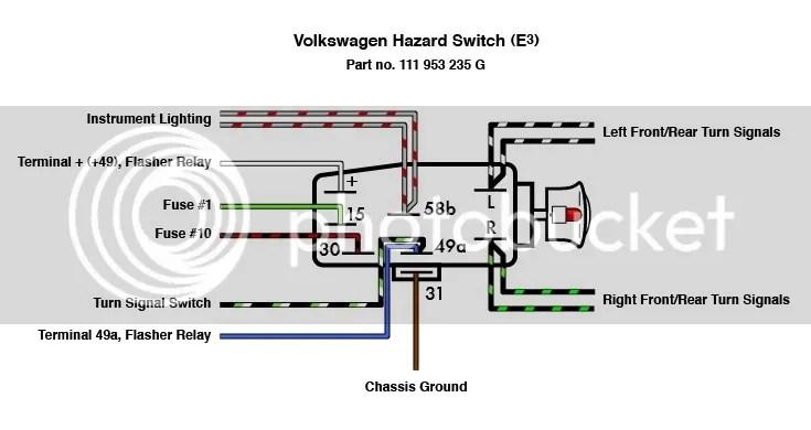 TheSamba  Thing/Type 181 - View topic - Emergency Hazard
