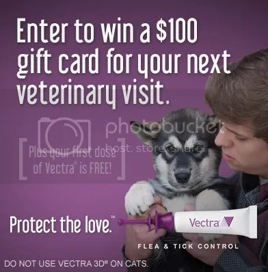 Vectra Flea and Tick