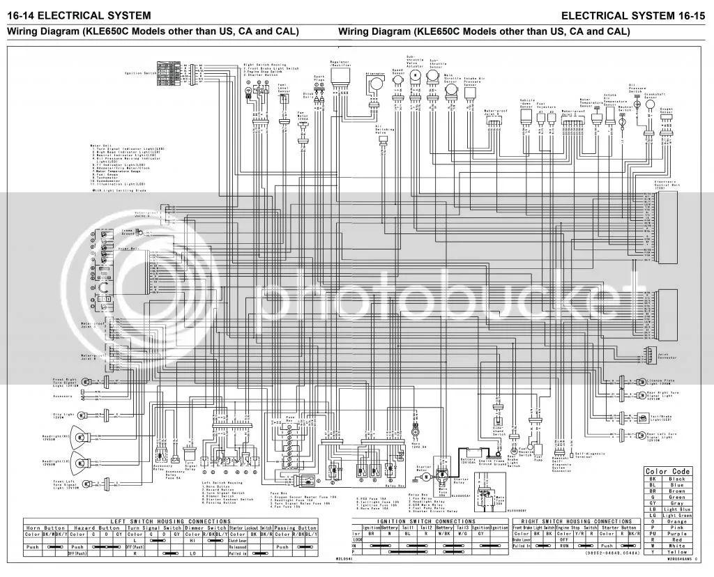 wiring diagram from the manual kawasaki versys forum