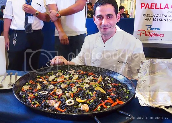 Madrid Fusion Manila: Flavors of the Philippines Festival (The Paella Cook Off at SM City Bacolod)