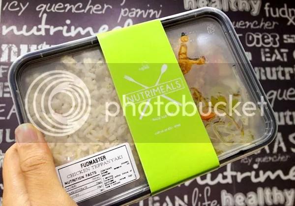 Chicken Teppanyaki Fudmaster Nutrimeal - Eat Healthy, Eat Smart With Fudmaster