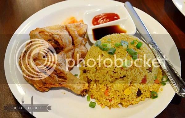 Ga Chien - Enjoy Sumptuous Food At Rau Ram (Saigon) Vietnamese Cafe In Bacolod City