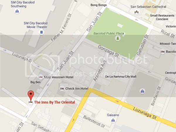The Inns by the Oriental Map - Satisfying Stay At The Inns By The Oriental