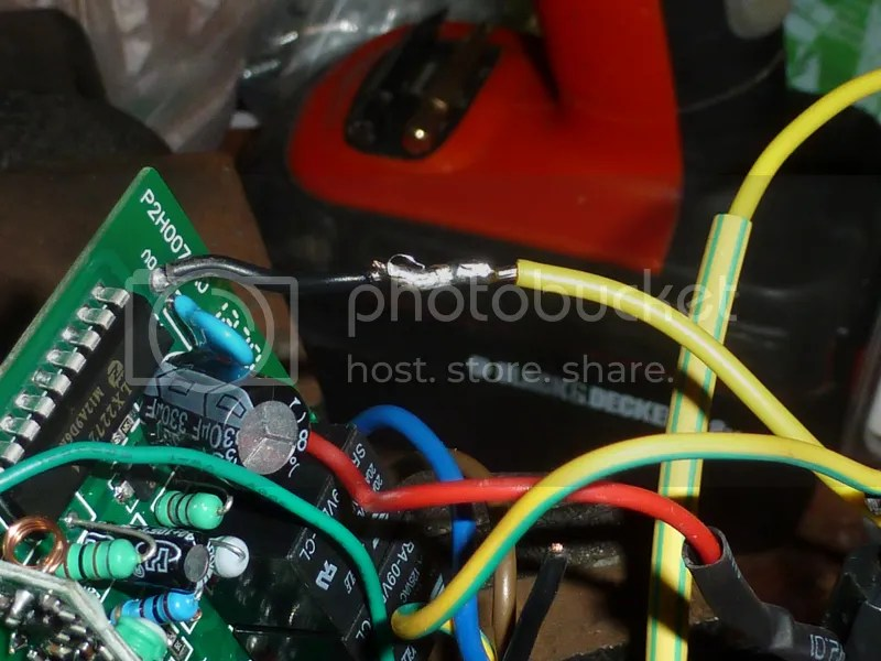 How to Make a Harbor Freight wireless Wich controller work with a