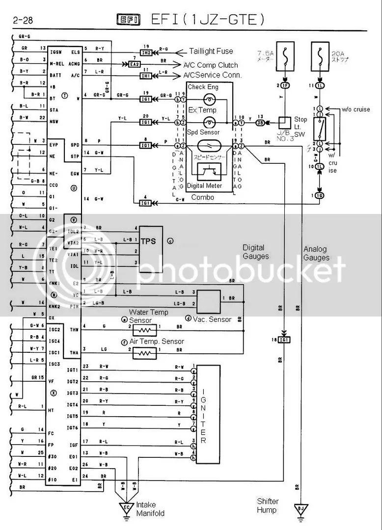 thread supra manuals diagrams and ecu pinouts
