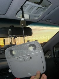 Kia Rio Interior Light