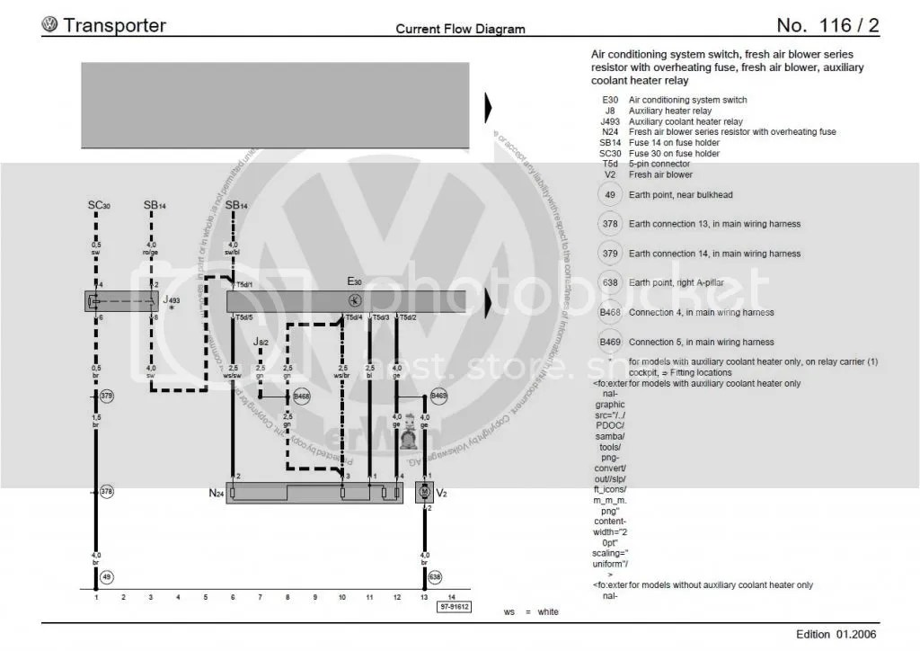 Retrofit Air Conditioning Wiring - Page 2 - VW T4 Forum - VW T5 Forum