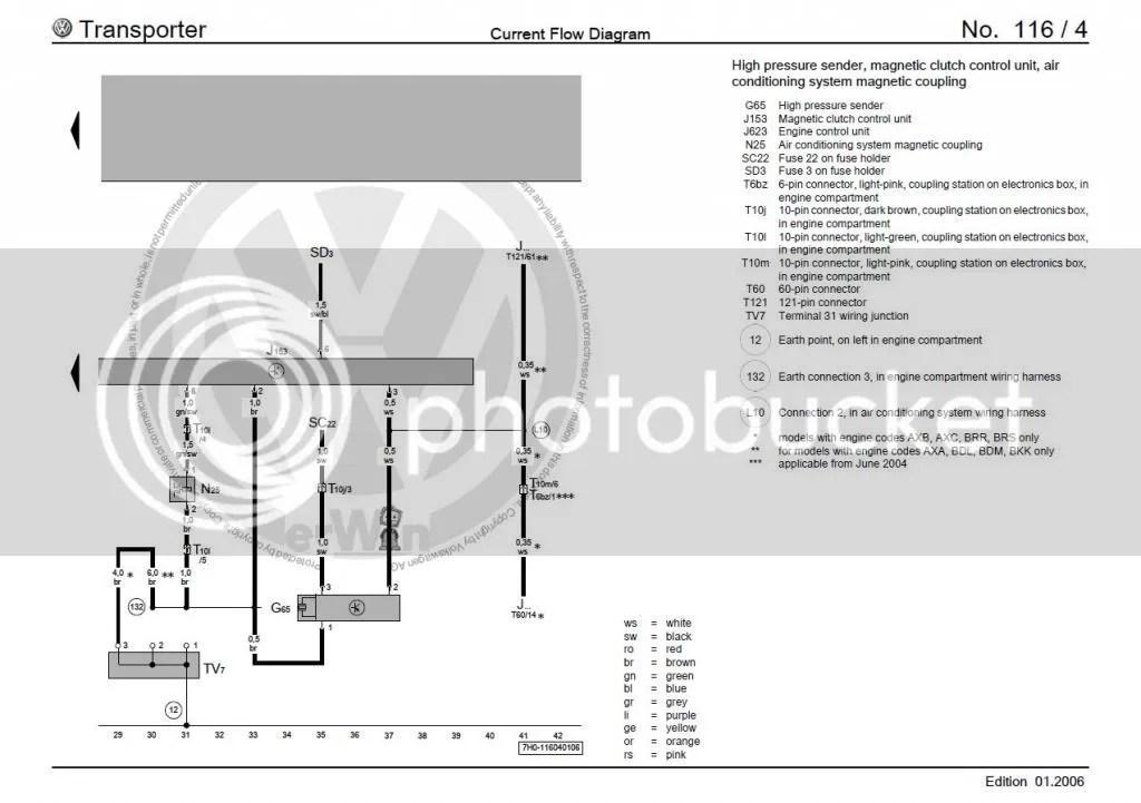 Vw T4 Air Con Wiring Diagram Wiring Schematic Diagram