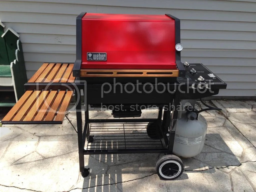 Bbq Weber Genesis Genesis 1000 Redtop For Sale Archive The Virtual Weber