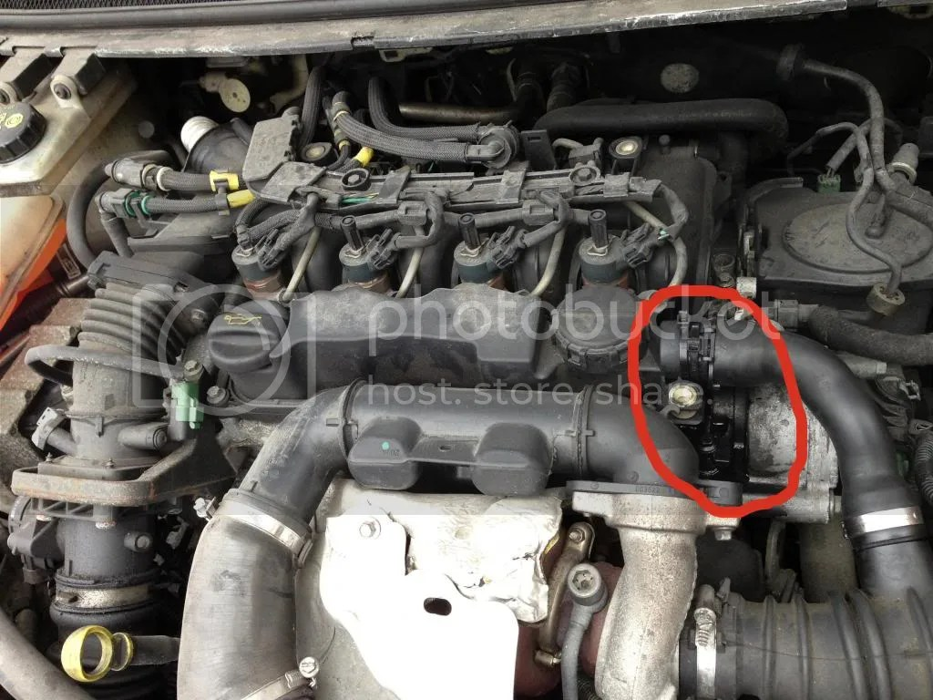 Ford Fiesta 1.6 Tdci Engine Problems Ford Focus 1 6 Tdci Oil Leak Passionford Ford Focus
