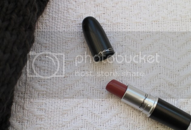 photo Creme In Your Coffee Mac Lipstick Review 1_zpsiwbfgz7a.jpg