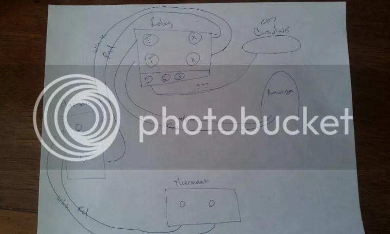 Steam Heat/Indirect DHW/Aquastat Wiring - DoItYourself Community