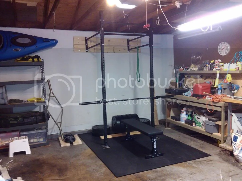 Garage Gym With Car Starting Strength Forums