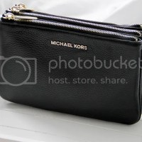 NEW IN: Michael Kors Bedford Gussed Cross-body Bag