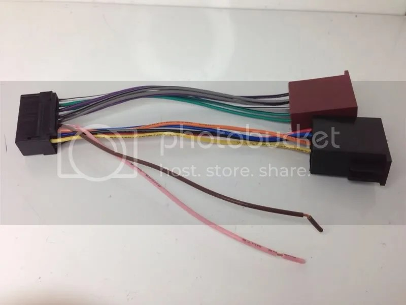 sony cdx wiring diagram pin wiring diagram for a sony radio the
