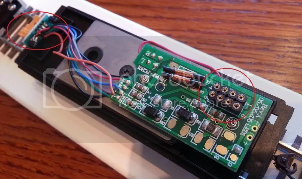 Plugging in sound to a DCC socket? - Model Railroader Magazine