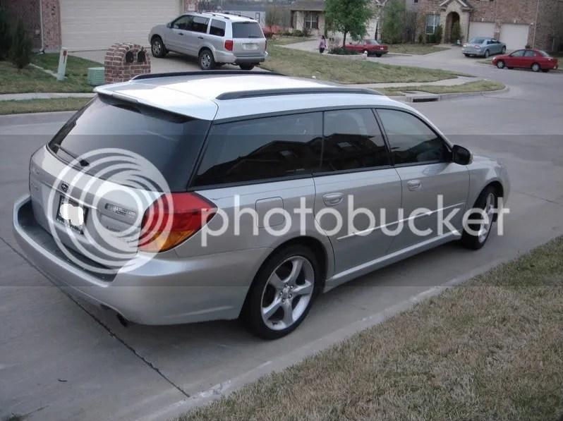~Feeler~2005 Legacy Wagon 2.5GT 'unlimited' silver 5spd