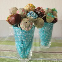 [Bilder-Post] Cake-Pops & Geburtstag~
