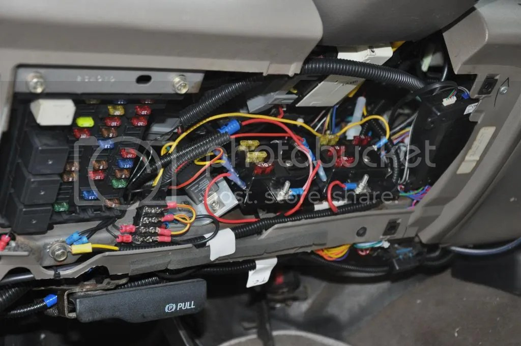 Adding an auxillary fuse block - any one done this? - Ford Truck