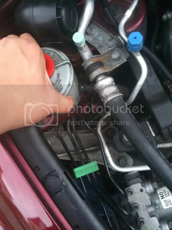DIY Power Steering Flush (R18) - 8th Generation Honda Civic Forum
