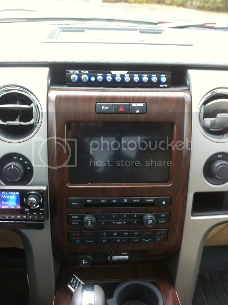 Bypassing Sony / NAV DSP(amp) - Ford F150 Forum - Community of Ford
