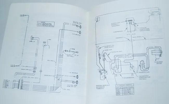 66 Chevelle Wiring Diagram Wiring Diagram
