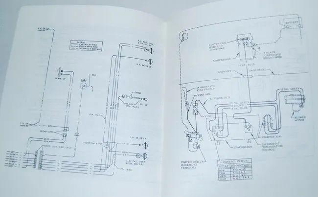 1966 chevelle wiring diagram online