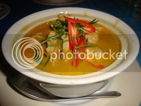 penang curry