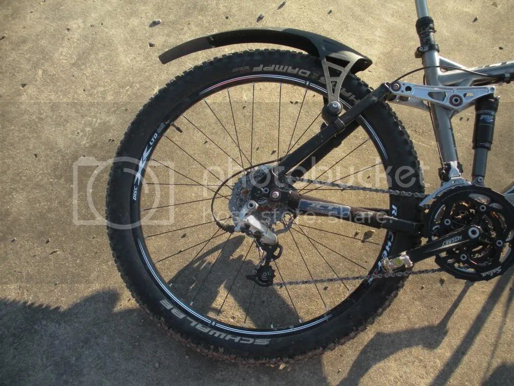 Achterspatbord Mountainbike Zefal No Mud Mud Guard Who Has One Singletrack Magazine