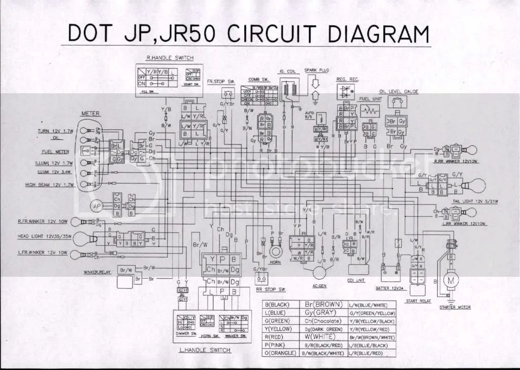 Cpi Moped Wiring Wiring Schematic Diagram