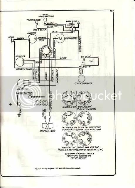 56 T/Bird rectifier/regulator - Britbike forum