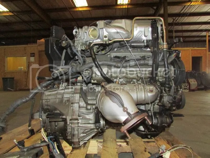 99 03 JDM Toyota 1MZ FE vvti Engine Camry RX300 Highlander 1MZ FE