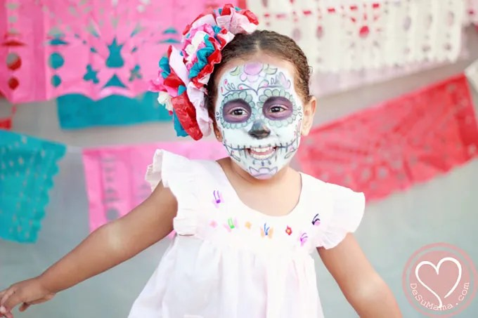 Mexican Day of the Dead, Vegas Blog, Vegas Family, calaveras, azucar, calacas