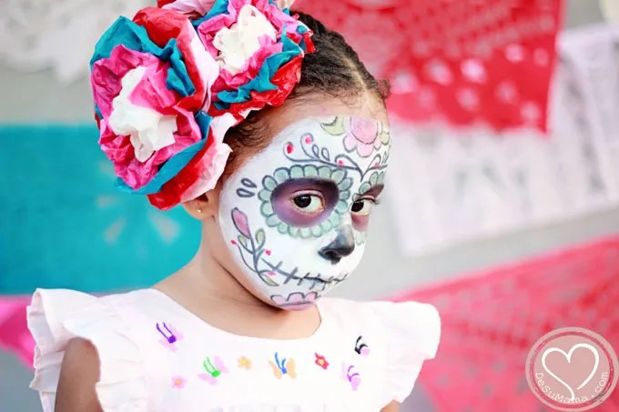 Mexican Day of the Dead, Vegas Blog, Vegas Family, las calacas