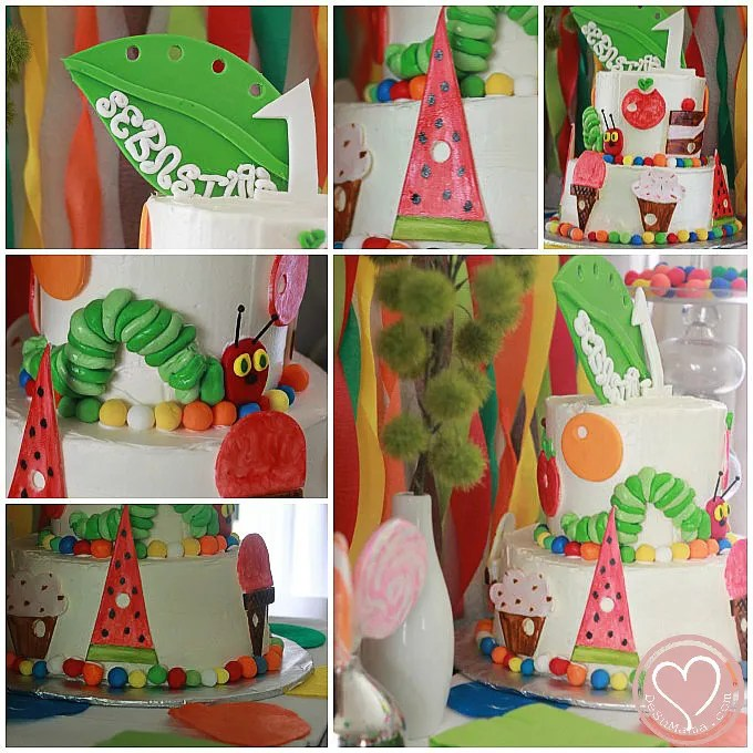 Very Hungry Caterpillar Party, biracial baby, biracial newborn, very hungry caterpillar party ideas, DIY party decor