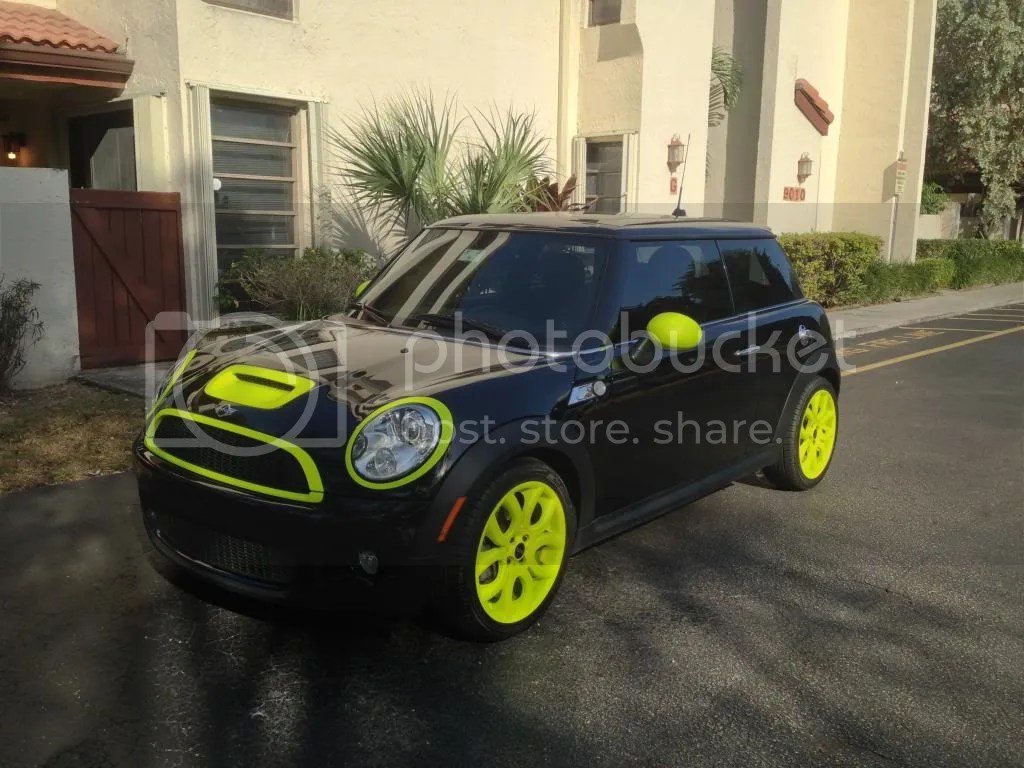 Mini Cooper S Owners Club The Official Midnight Black Owners Club Page 9 North