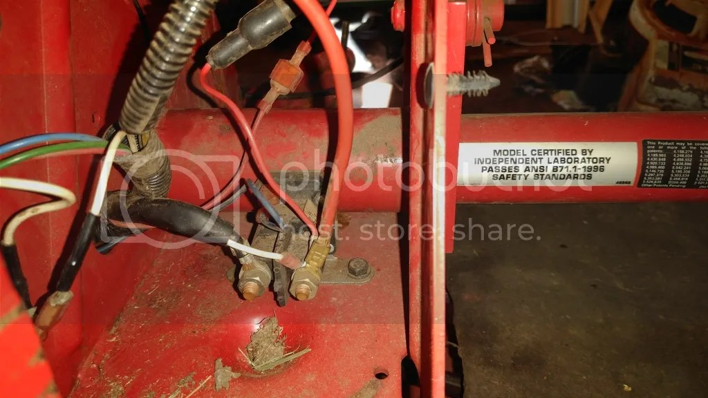 Snapper Repower Wiring Problem