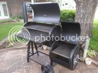 custom backyard smoker and firepits | non-hunting ...
