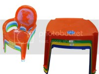 Plastic Kids Table And Chairs Kids Childrens Plastic Table ...