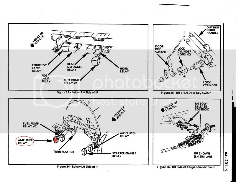 Power Antenna Hook-up Bose Conversion