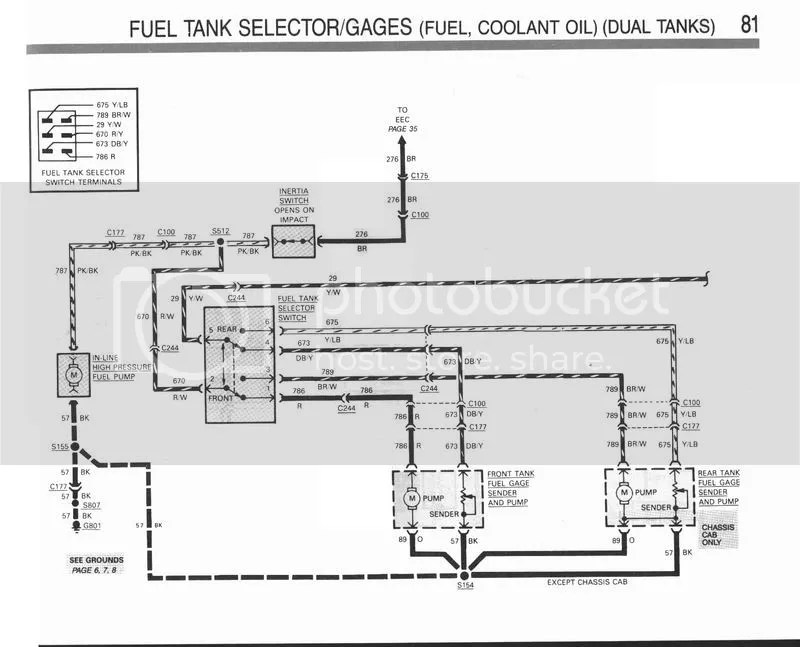 fuel pump relay wiring - Ford Truck Enthusiasts Forums