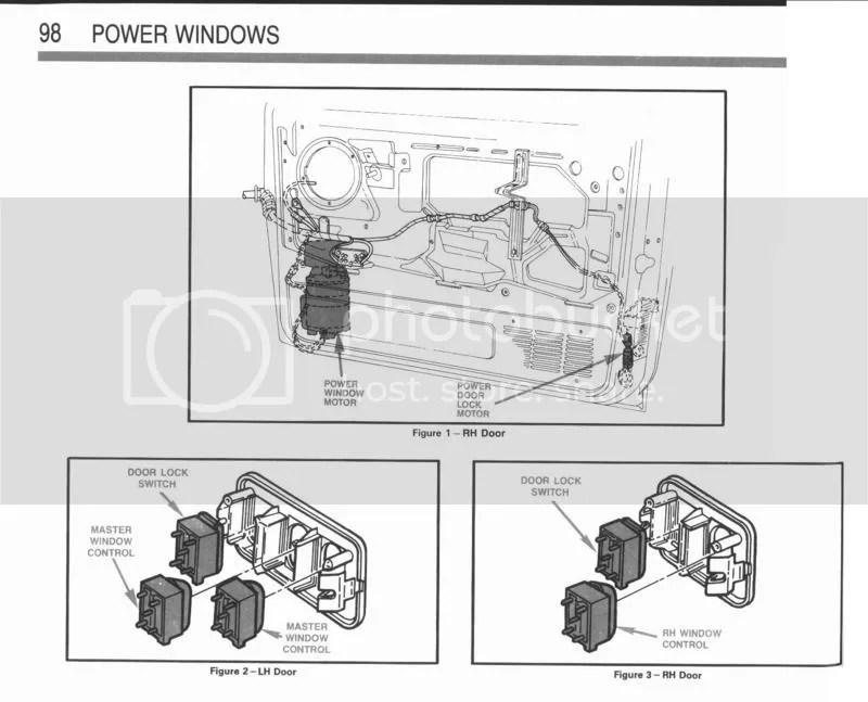Ford power Window and door locks Wiring - Ford Truck Enthusiasts Forums