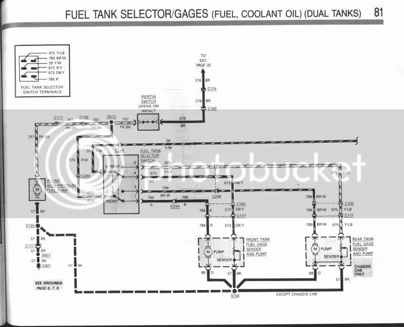 1993 ford f800 wiring diagram