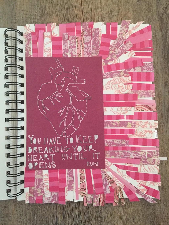 rumi quote heart
