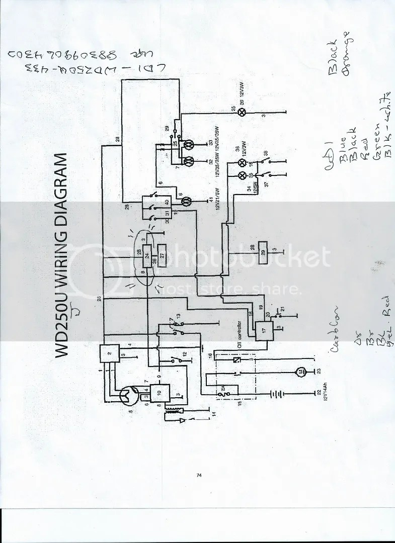 Baja Trail 90 Wiring Diagram Schematic Diagram Electronic