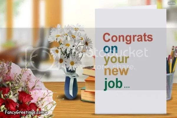 Congratulations New Job Animated Gifs Photobucket