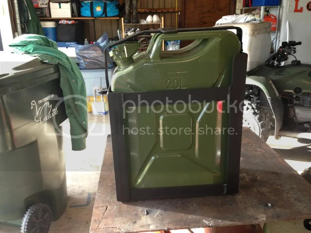 Jerrycan Action Truck Bed Storage Solutions For Jerry Can Action Packer