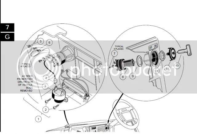 97 Club Car Gas Wiring Diagram
